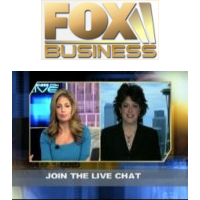 Andrea Fox Business TV